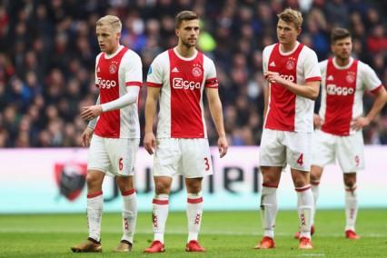 Ajax+v+Feyenoord+Eredivisie+-8TnZiB5naPl